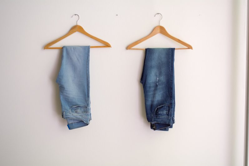 HALLOWEEN minimalism fashion. blue-jeans-casual-clothes-1082528